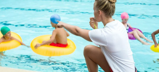 Who is Responsible for Injuries at a Community Pool?