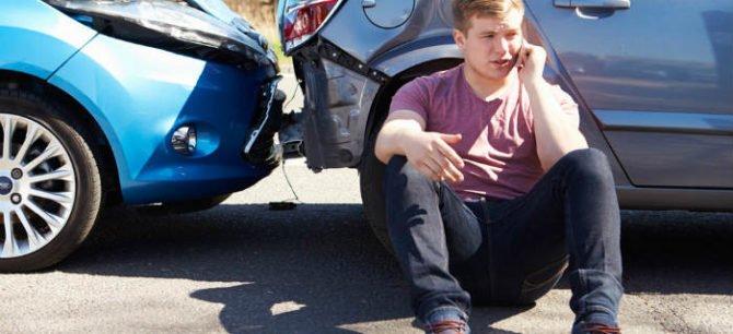 By car crash teen