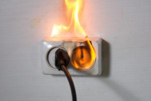 defective product short circuit